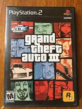 Grand Theft Auto III Greatest Hits (Sony PlayStation 2, 2003) Video Game