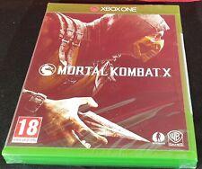 Brand New and Sealed Mortal Kombat X (Microsoft Xbox One)