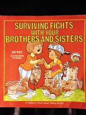 Surviving Fights with Your Brothers and Sisters by Joy Wilt (PB) FREE SHIP
