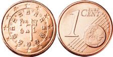 D) PORTOGALLO 1 CENTESIMO DEL 2004 FDC UNC