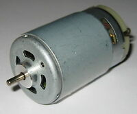 Johnson Electric 8.4V DC Motor - 17000 RPM - High Speed / Current Hobby Motor