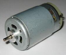 Johnson Electric 8.4V DC Motor - 17000 RPM - High Speed / Current Hobby Motor