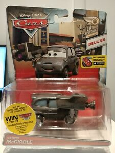Disney Pixar Cars - Studs McGirdle - Camera Car - Deluxe Cars Official Diecast