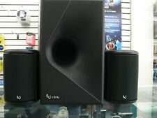 "Infinity Micro II IF70003B Sub/Sat 3 Piece Loud speaker System ""new in a box"""