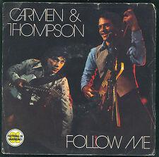 FOLLOW ME - NO CHANCE ROMANCE # CARMEN & THOMPSON