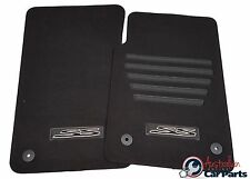 FLOOR Carpet MATS suits Holden COMMODORE VE UTE SS BLACK 2007-2013 GENUINE NEW