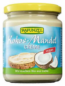 (2,40 EUR/100 g) Rapunzel Kokos Mandel Creme vegan bio 250 g