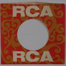 RCA RECORDS: Mid 60s 45 Record Company Sleeve Clean and Beautiful