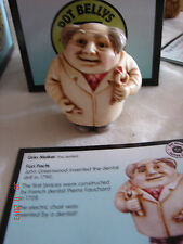 Harmony Ball - Pot Belly - Grin Maker - The Dentist - Fun Facts