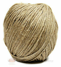 325 ft. Natural 1.5mm Hemp Cord Beading Lace Craft and Jewelry Stringing Twine