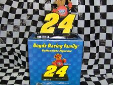 Jeff Gordon Boyd's Bears # 24 Figurine