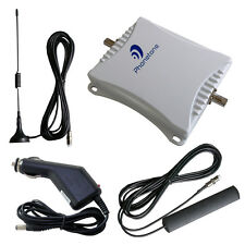 900/2100MHz Dual Band Car Booster Repeater Amplifier For 3G Optus Car /RV Use