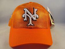 MLB New York Giants Vintage Trucker Snapback Hat Cap American Needle Orange