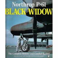 Book - P-61 Black Widow:The Complete History and Combat Record - Pape & Campbell