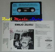 MC ORCHESTRA EMILIO ZILIOLI dimmi m'ami LISCIO ITALIAN FOLK BAGUTTI cd lp vhs