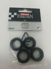 Carrera Evolution and Digital 132 Slot Car Tires for Aston Martin DB5 89222
