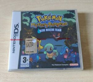POKEMON MISTERY DUNGEON SQUARA BLU/BLUE PAL UK NINTENDO 3DS 2DS DS SEALED NEW