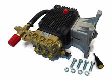 """3000 psi AR POWER PRESSURE WASHER Water PUMP replaces RKV4G37D-F24 - 1"""" Shaft"""