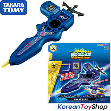 Beyblade Burst B-93 Digital Sword Launcher BLUE with Sword Winder Takara Tomy