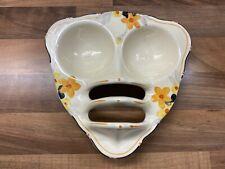 More details for crown ducal sunburst toast rack and egg holder