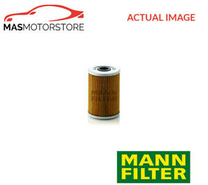 ENGINE OIL FILTER MANN-FILTER H 929 X I NEW OE REPLACEMENT