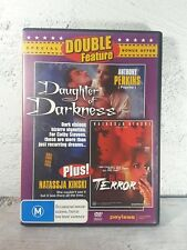 Daughter of Darkness DVD Plus BLIND TERROR -  ALL REGIONS