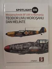 Messerschmitt Bf 109 in Romania by Mushroom Model Publications - Color Profiles