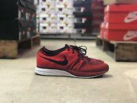 Nike Flyknit Trainer Mens Running Shoes Red/Black/White AH8396-601Multiple Szs