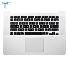 """Top Case Keyboard backlit + Trackpad 15"""" Late 2013 For MacBook Pro Retina A1398"""