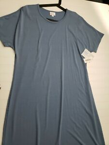 Lularoe XL Maria Long T-Shirt Dress