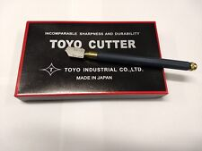 TOYO TC-17 Oil Filled Glass Cutter - Brand New Strong Metal Body - Free Shipping