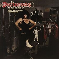 DICTATORS , THE - THE NEXT BIG THING EP (ANDREW W.K. 2015 REMIXES & STUDIO OUTTA