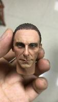 1/6 Scale Male Soldier Head Sculpt PVC Model Fit 12'' Male Action Figure Body