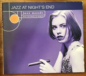 Jazz At Night's End - Compilation CD - Concord Special Products, Jazz Moods