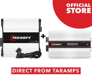 Taramps Smart 3 Amplifier - 1~2 Ohms 3000W RMS 1~2 Ohms + DS 1200X4 2 Ohms