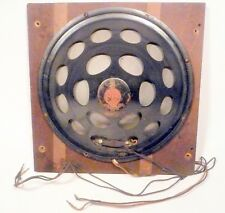"""vintage* MILLS RADIO & JUKEBOX - MODEL 20 RADIO - Working 12"""" FIELD COIL SPEAKER"""