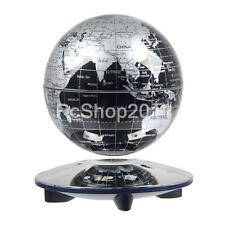 Educational Magnetic Levitation Floating 6 inch Globe World Earth Map Best Gift