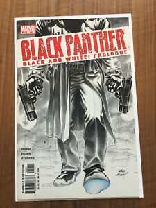 BLACK PANTHER 50, 2002 1st Appearance Kevin Cole, VF/NM Condition, Key #50