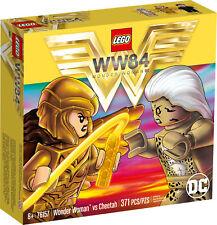 76157 LEGO DC Super Heroes Wonder Woman vs Cheetah 371 Pieces Age 8+