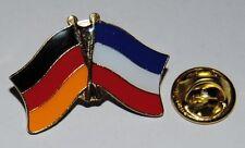 FREUNDSCHAFTSPIN 0124 PIN ANSTECKER DEUTSCHLAND/ SERBIEN-MONTENEGRO PINS NEU