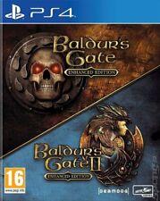 Baldur's Gate: Enhanced Edition and Baldur's Gate II: Enhanced Edition (PS4)