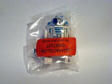 """Vintage Star Wars R2-D2 Meccano """"Free Sample"""" Baggie"""