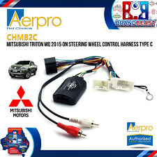 Aerpro Control Harness C for Isuzu Chiz2c