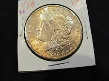 Beautiful BU++ 1888 $1 Morgan Silver Dollar Uncirculated VAM 18-8 in Denticles