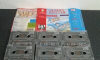 Audio Books  6 Tapes Harry Potter And The Chamber Of Secrets. By Stephen Fry