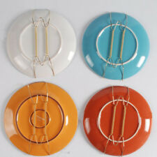 Wall Display Plate Dish Hangers Holder Hanger Home Bar Kitchen Decor Creative