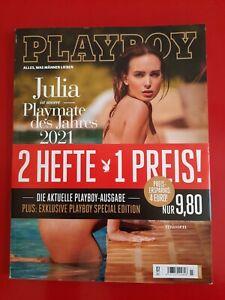 Playboy 072021 Doppelausgabe Playmate Des Jahres Best Of Sport