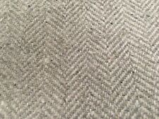 Ralph Lauren Upholstery Fabric- Stoneleigh Herringbone Pebble 3.0 yds LCF67107F