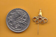Melbourne 1956 Olympic Pin Nice