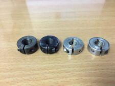 """BMX Crupi TNT Hub Bearing Lock Collar - 3/8"""" x 24tpi Aluminum Chromoly"""